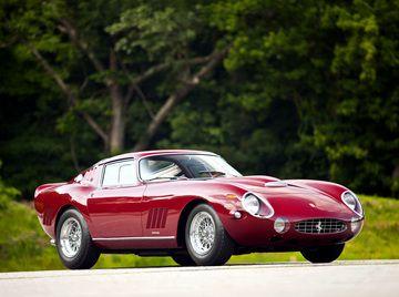 Ferrari 275 GTB/4 Competizione Speciale Allegretti '1967
