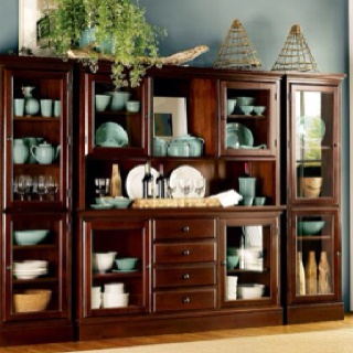 42 best China Cabinets images on Pinterest | Kitchens, Couches and ...