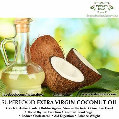SUPERFOOD EXTRA VIRGIN COCONUT OIL  Minyak kelapa murni yang diproses secara Cold Processed, tanpa tambahan bahan kimia merupakan salah satu superfood yang popularitasnya semakin melejit di dunia internasional. #NaturalHealth