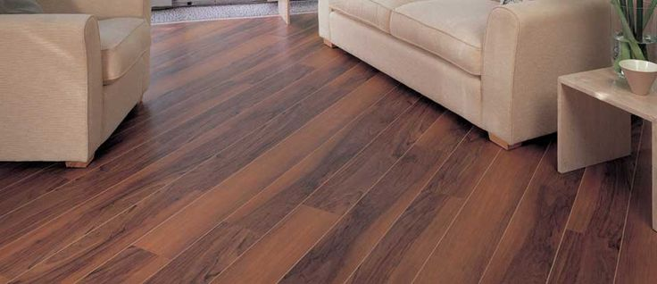 VGW41T Merbau Dark Wood Effect Living Room Flooring  Karndean
