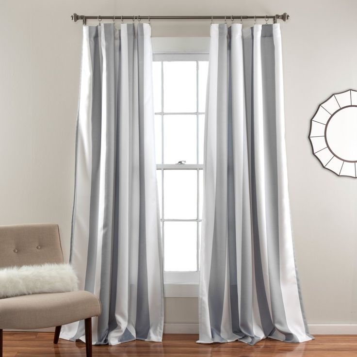 Half Moon Wilbur Window Curtain Set Sophisticated