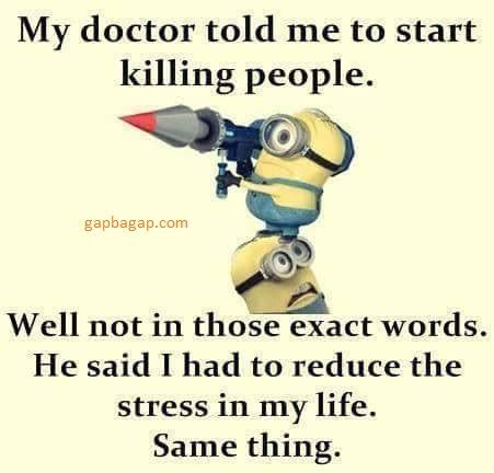 #Funny #Minion #Quote About Doctor vs. People-Tap The link Now For More Information on Unlimited Roadside Assistance for Less Than $1 Per Day! Get Over $150,000 in benefits!