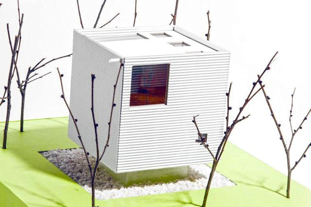 Habitáculo Cubo | Autómata