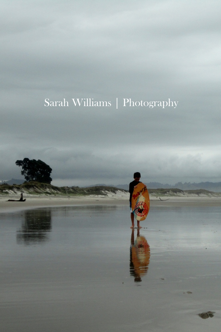 Skimboarder.  Photography | Sarah Williams  Location | Bowentown beach