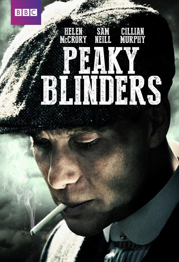 Peaky blinders TV series poster by Marrakchi