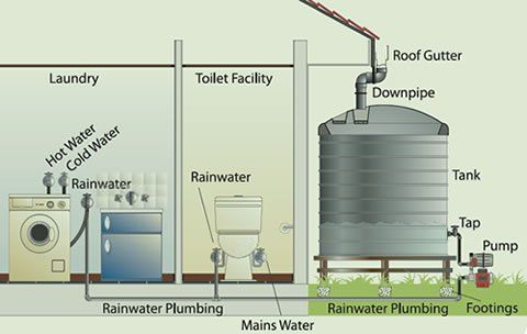 Why Your Home Needs a Rainwater Tank