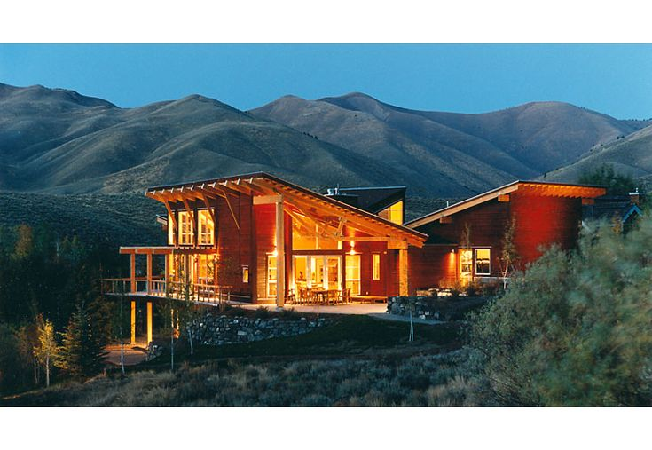 36 best images about shed roof home designs on pinterest for Modern mountain homes