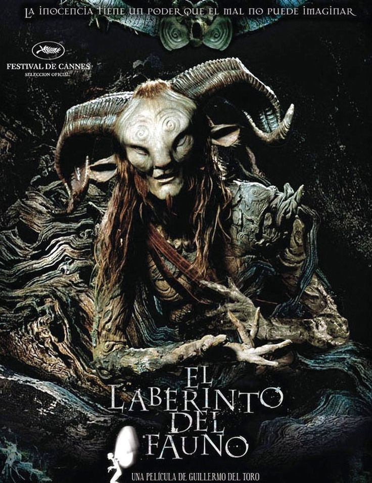 """El Laberinto del Fauno"" (2006) - a Spanish-Mexican dark fantasy film written and directed by Mexican Guillermo del Toro."