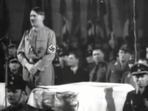 Adolf Hitler Speech 1933