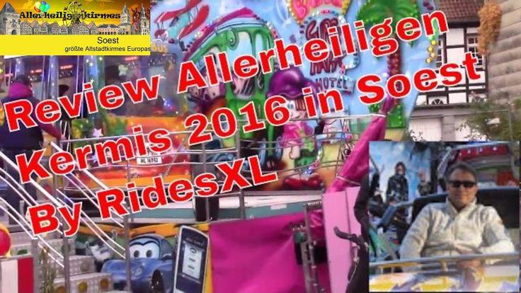 Review Allerheiligenkermis Soest 2016