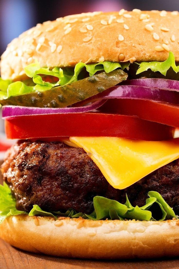 Juiciest Hamburgers Ever Recipe With Ground Beef Egg Bread