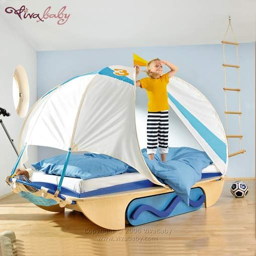 dreams boat bed 1