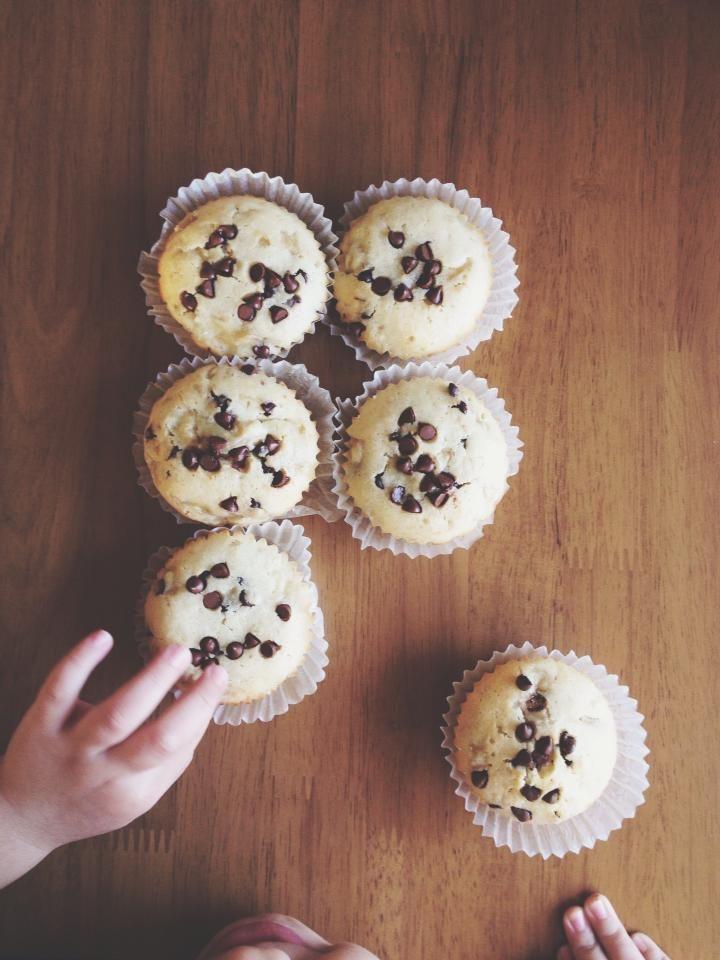 Chocochips Muffins