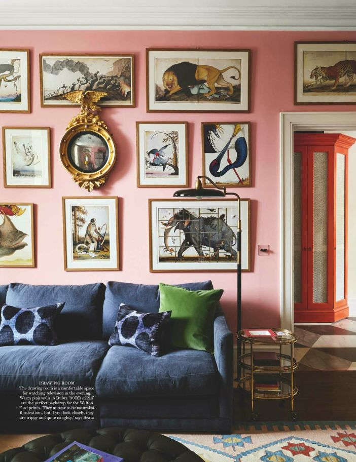 Best 25 blue orange rooms ideas on pinterest blue - Orange and blue living room ideas ...