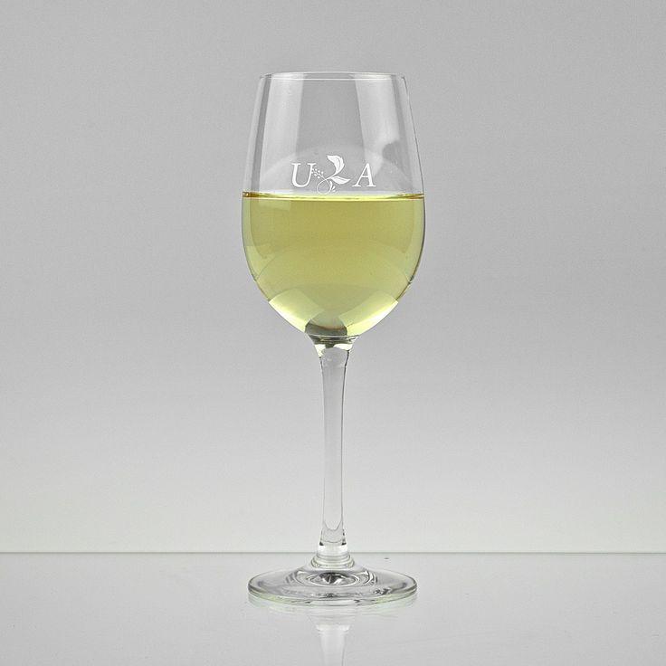 Personalisierbares Weißweinglas von Schott Zwiesel - Geschenke von Geschenkidee