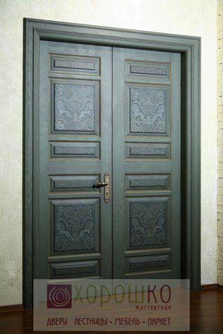 Дверь в кабинет