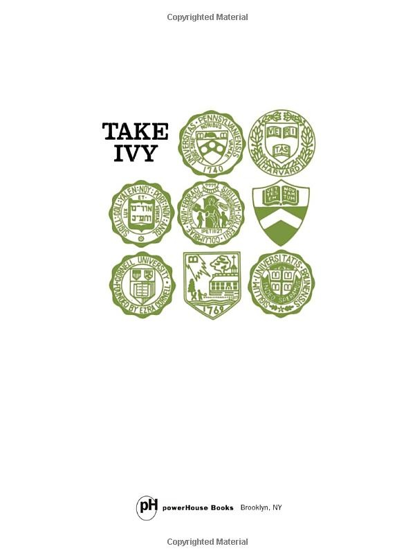 the ivy league from take ivy with cmanjou. Black Bedroom Furniture Sets. Home Design Ideas