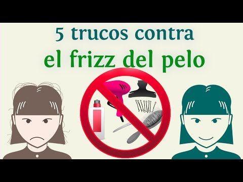 8 Mascarillas anti frizz para descargar en pdf para eliminar la electricidad del cabello :: tratamientos caseros contra el frizz del pelo