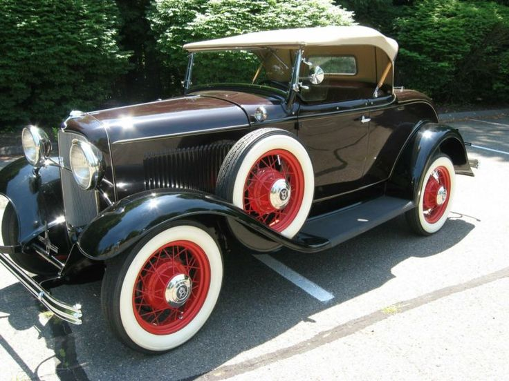 1932 Ford V8 Roadster Maintenance of old vehicles the material for new cogs/casters & 49 best u002732 Fords images on Pinterest | 32 ford 1932 ford and ... markmcfarlin.com