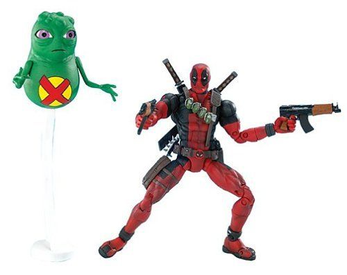 Marvel legends series 6 deadpool action figure by toy for Dead pool show in jaipur