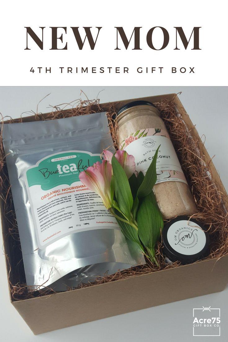 New mom gift, gift idea for new mom, baby shower gift idea, gift idea for conscious mom