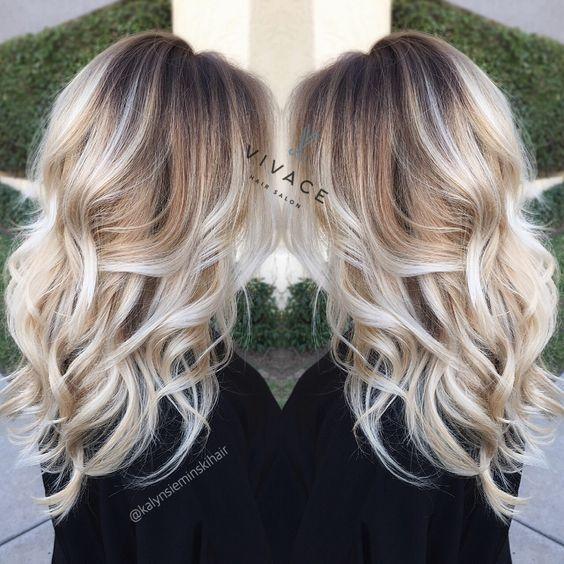 17 Best ideas about Les Mèches Blondes on Pinterest | Longs ...