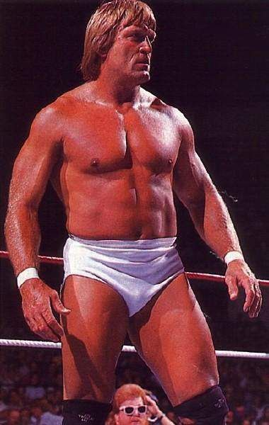 """""""It just hangs there… My right arm, I can't even lift it up five inches… When you live by the gun, you die by the gun."""" –Paul Orndorff, on injuries sustained from a life of pro wrestling; WOOOOO! Nation #43 (2/26/16)"""