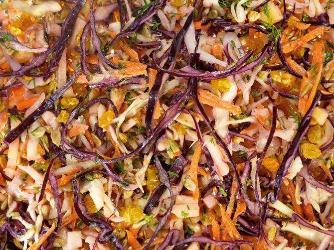 Сезонные рецепты: Легкие салаты Евгения Райцеса – «Афиша-Еда»