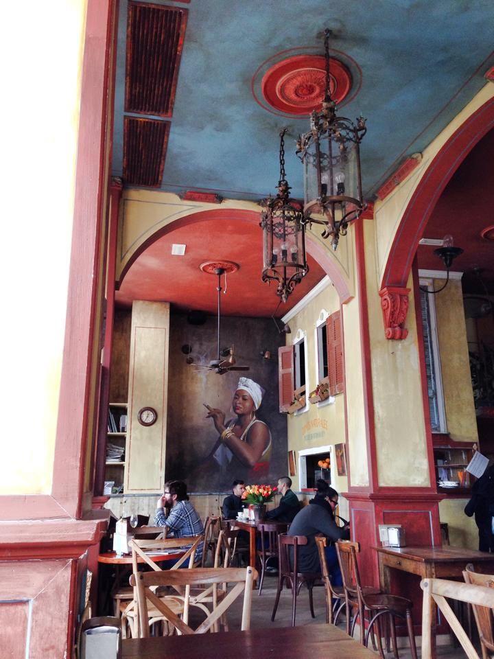 Rita's Cantina in San An. Who knew?