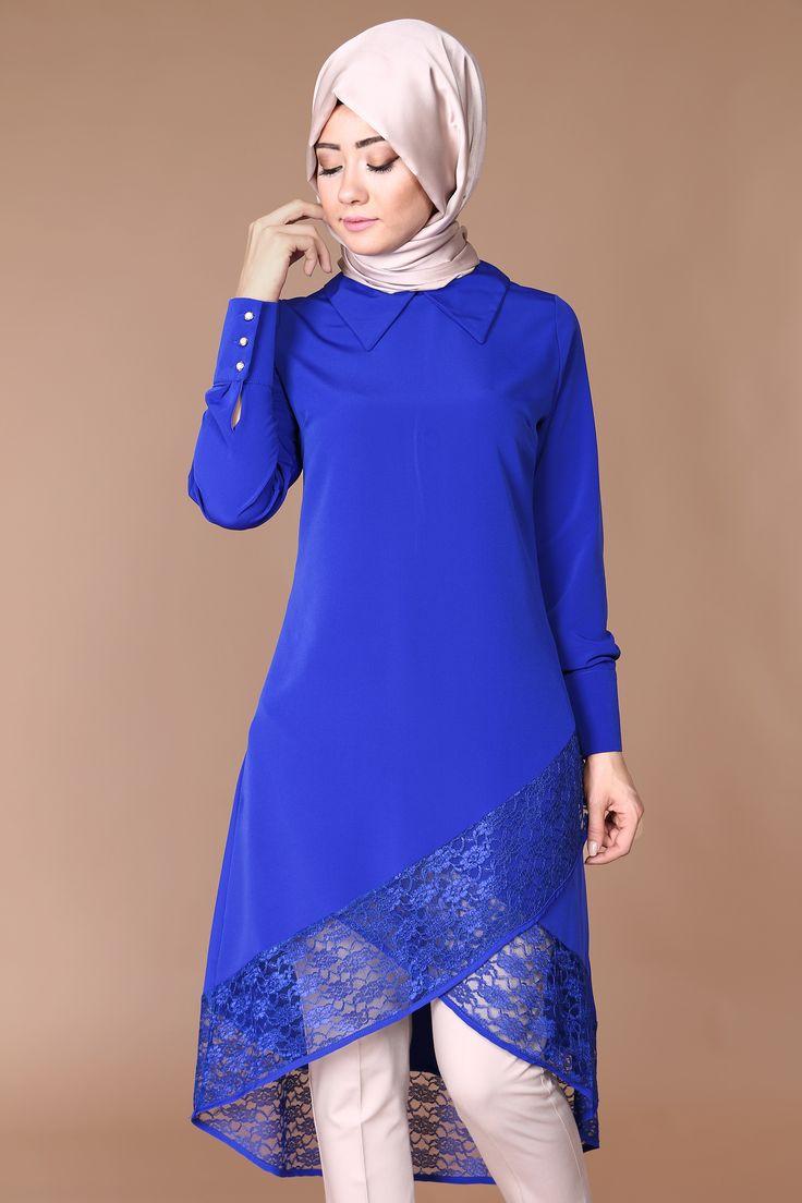 Asu Eteği Dantelli Tunik >>> 59.90 TL                      #modaselvim#tesettur#tesetturgiyim #yenisezontesettur#tesetturmoda#tesetturbutik #tesetturtunik#hijab#jilbab#abaya #hijabi#hijabfashion#hijabstyle#hijabi#hijabfashion#hijabstyle#yenisezon #fashion #tunik#yenisezontunik #repost
