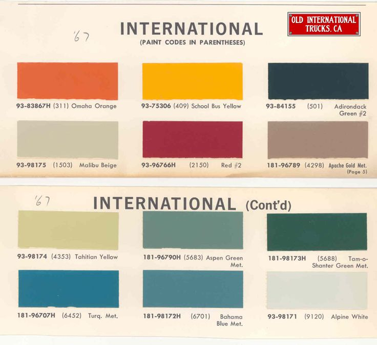 International Paint Codes Color 71004 Related Keywords & Suggestions