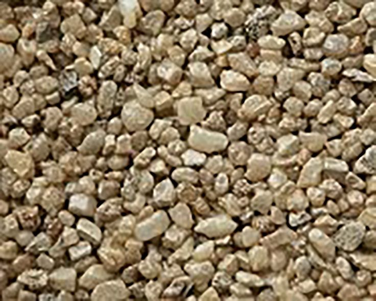 "Amazon.com : Safe & Non-Toxic {Small Size, 0.12"" Inch} 3 Pound Bag of Gravel & Pebbles Decor Made of Genuine Quartz for Freshwater Aquarium w/ Modern River Inspired Simple Natural Earthy Style [Tan] : Pet Supplies"
