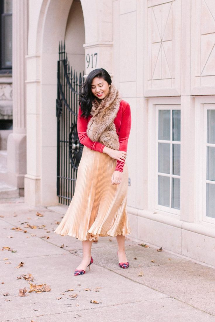 How To Get A Last Minute Holiday Outfit