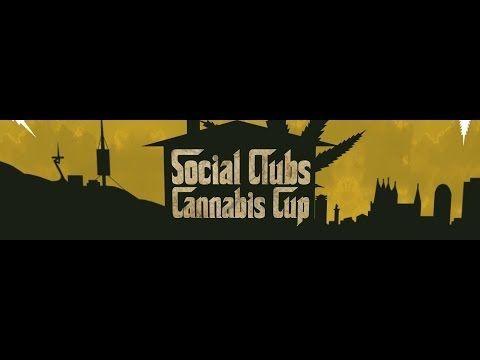 The First Annual Barcelona Social Clubs Cannabis Cup  4/7/2014