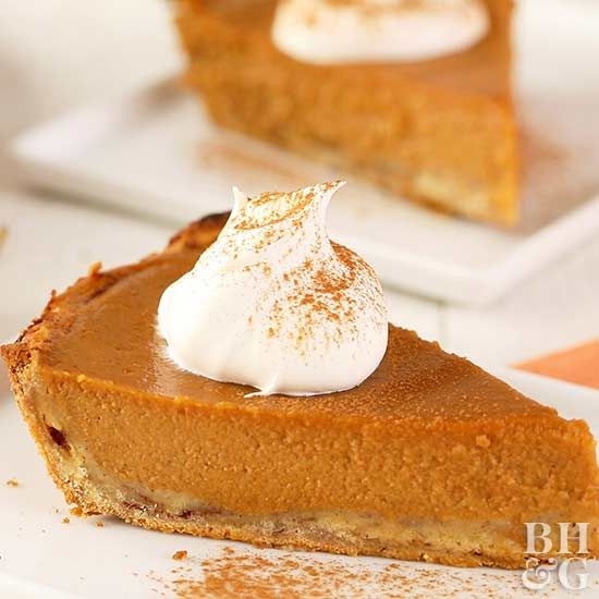 Everyone has a favorite pumpkin pie recipe and this is ours!