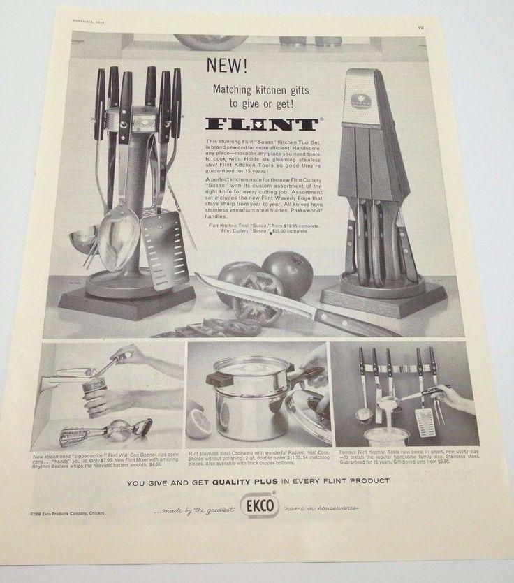 17 best Vintage kitchen gadgets images on Pinterest | Kitchen ...