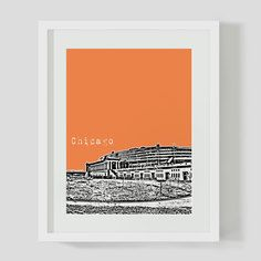 Chicago Football, $18, now featured on Fab.