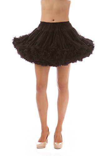 a5c40e86b Malco Modes Alyse 815 Short Petticoat. Women plus tutu available ...