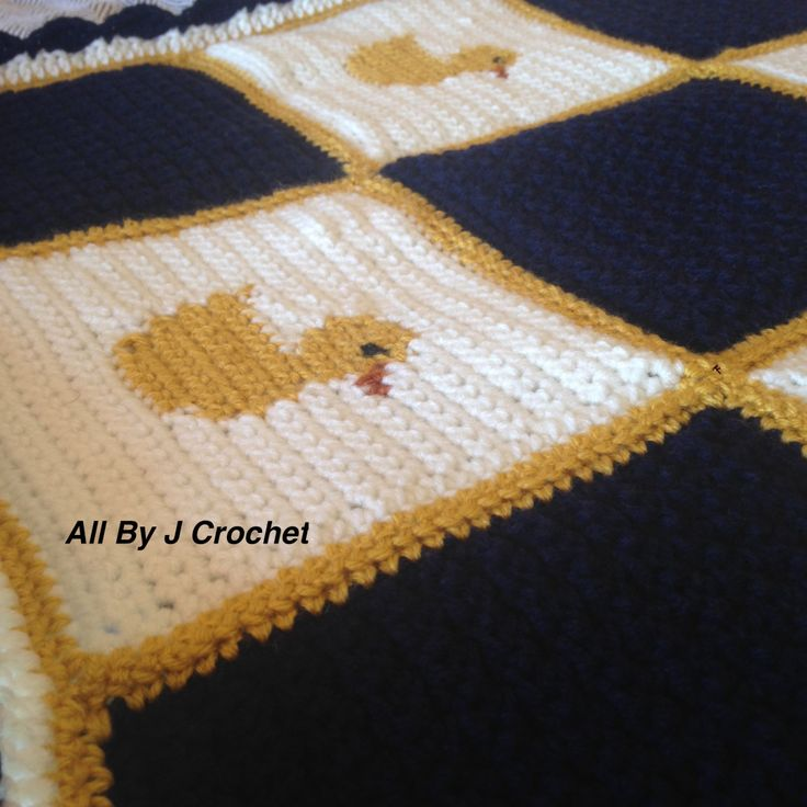 Crochet Pattern Baby Blanket Duck : 17 Best images about Crochet - Ducks ! on Pinterest ...