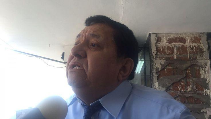 <p>Chihuahua, Chih.- Está mañana el secretario general del sindicato del Colegio de Bachilleres, José Acuña Peralta dio a conocer