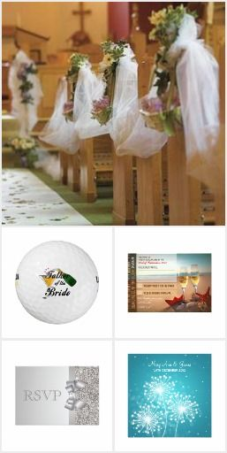Weddings Invitations, RSVP & Save the Date Cards