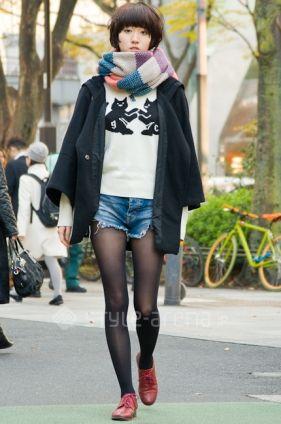 マナカさんのスタイル -東京ストリートスタイル | スタイルアリーナ style-arena.jp