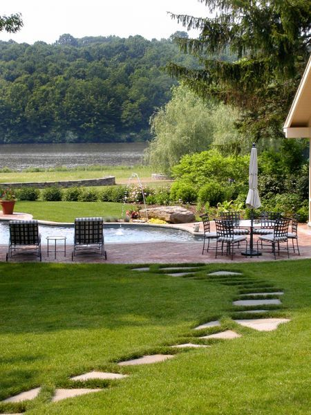96 best images about Garden Patio Lakeside on Pinterest ... on Lakefront Patio Ideas id=46824