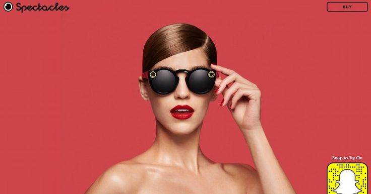 Snap、ビデオカメラ付きサングラスのオンライン販売を米国で開始