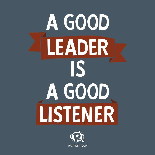 best motivacioni citati motivational quotes images on   a good leader is a good listener