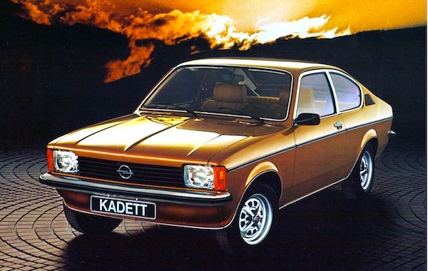 #cars #coches #carros  Opel Kadett Switzerland 1979