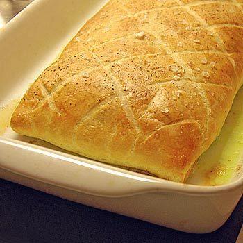 Recept inbakad lax