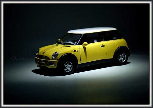 i collect mini coopers