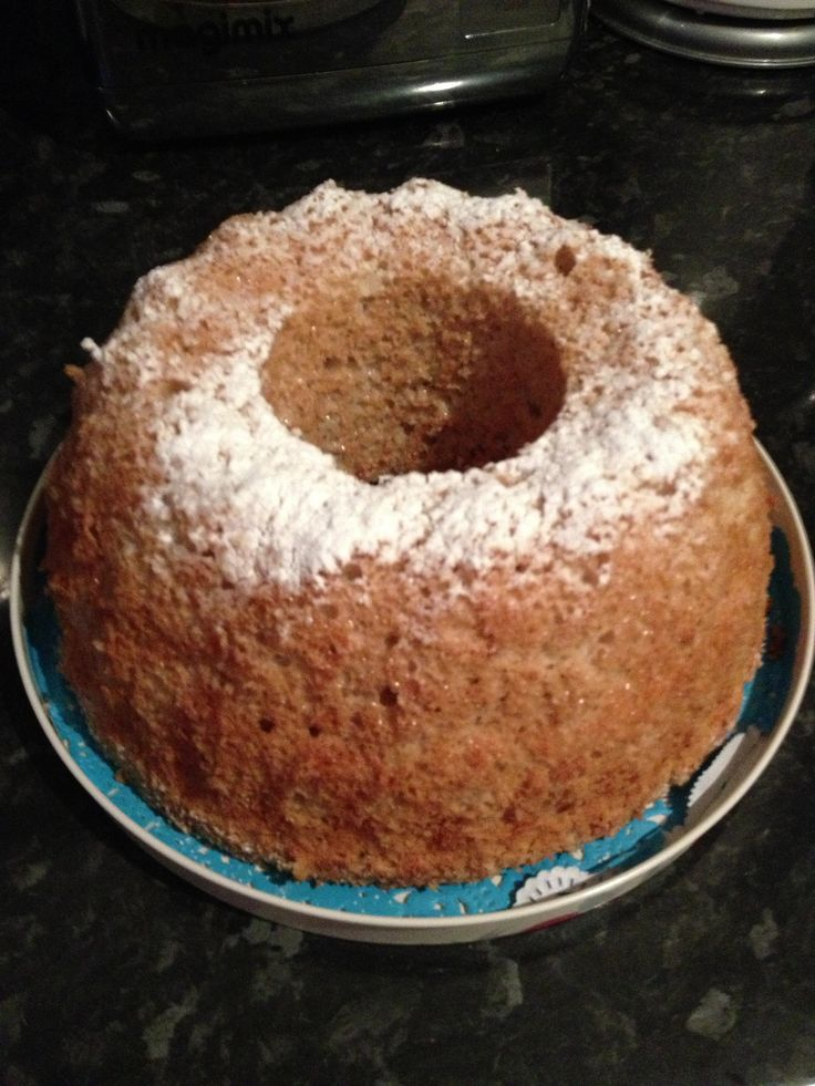 Anna Olson's Angel Food Cake