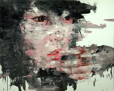"Saatchi Online Artist KwangHo Shin; Painting, ""[64] untitled oil on canvas 130 x 162 cm 2013"" #art"